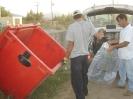 Συγκέντρωση κενών πλαστικών συσκευασιών φπ